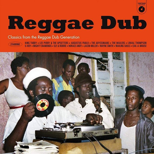 Various – Reggae Dub - Classics From The Sound System Generation