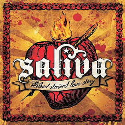 Saliva – Blood Stained Love Story CD