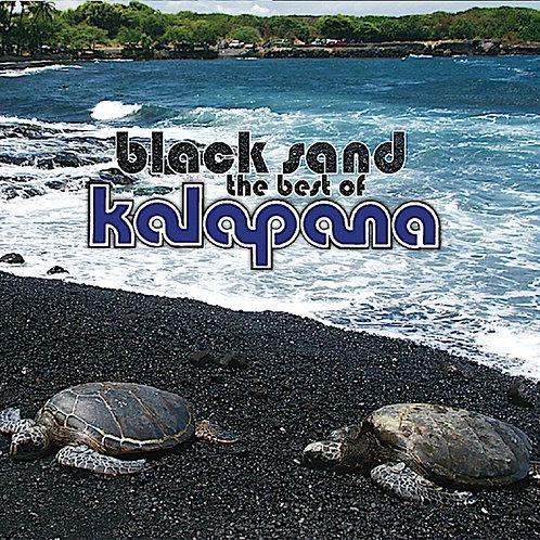 Kalapana – Black Sand: The Best of Kalapana CD