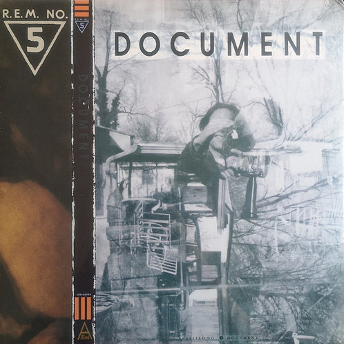 R.E.M. – Document limited edition