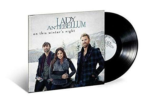Lady antebelleum - On This Winter's Night (Deluxe) [2 LP] [Red]