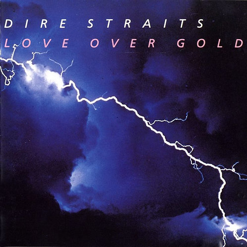 Dire Straits – Love Over Gold (1LP; SYEOR Exclusive)