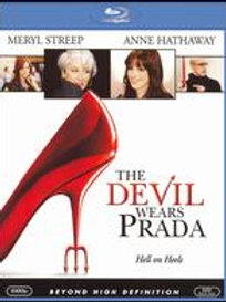 The Devil Wears Prada [Blu-ray] (Dvd)