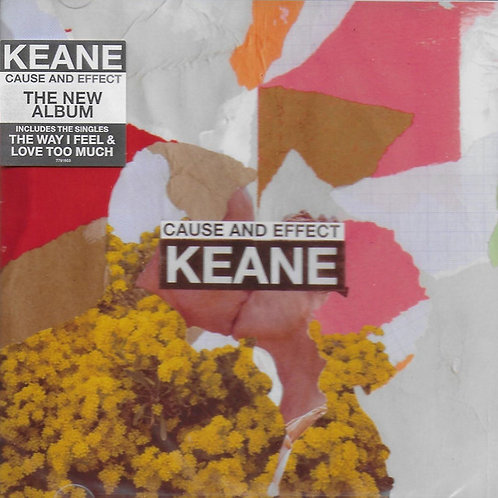 Keane – Cause And Effect CD