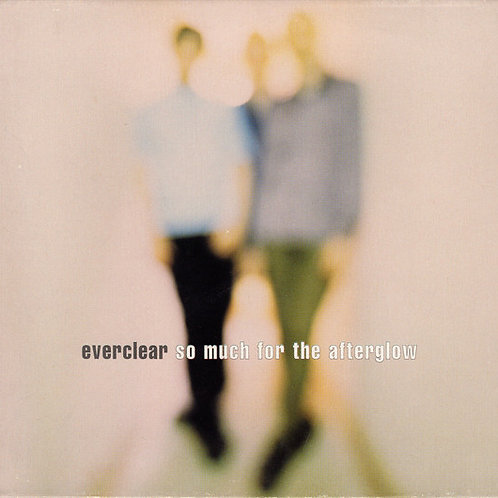 Everclear ‎– So Much For The Afterglow CD