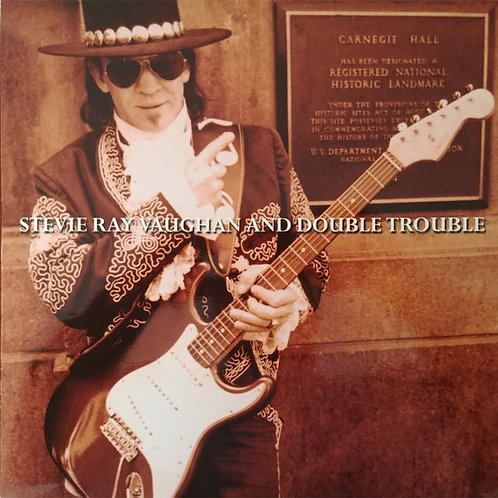 Stevie Ray Vaughan And Double Trouble* – Live At Carnegie Hall