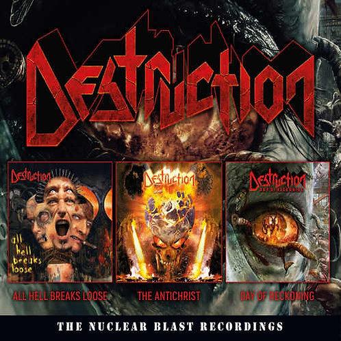 Destruction – The Nuclear Blast Recordings CD