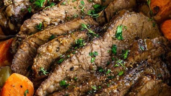 Smokehouse Brisket & Potatoes