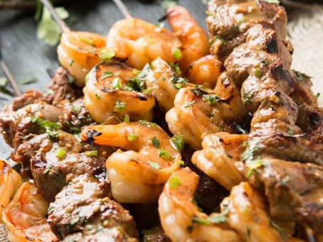 Stop Screwing Around; Add Shrimp to you Diet.