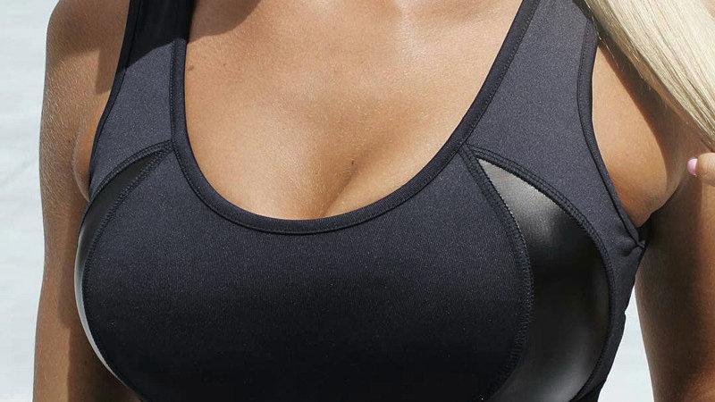 Women's Bra Fashion Fitness Bra Push Up