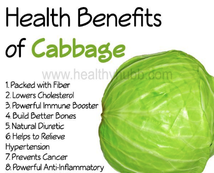 Fight Inflammation with Cabbage