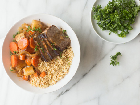 Go Cuckoo for Couscous!