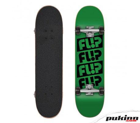 FLIP TEAM QUATTRO GREEN 7.5