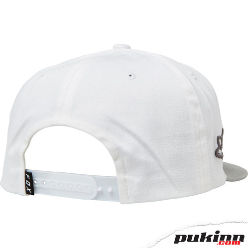 competitive price ce125 15a34 FOX POSESSED SNAPBACK HAT WHITE