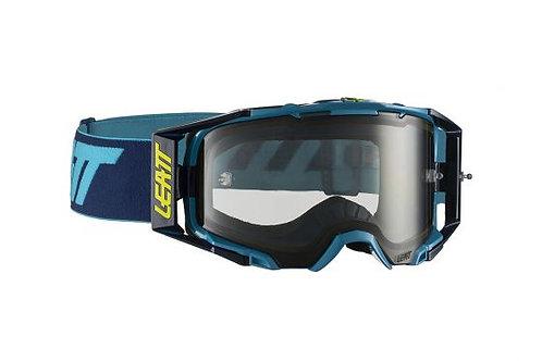 LEATT Goggle Velocity 6.5 Ink/Blu Light Grey 72%