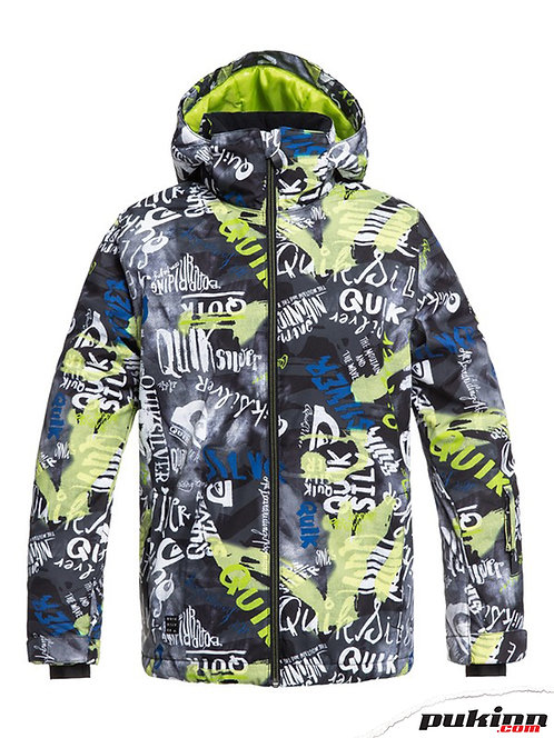QUIKSILVER MISSION PR SNOW JACKET YOUTH
