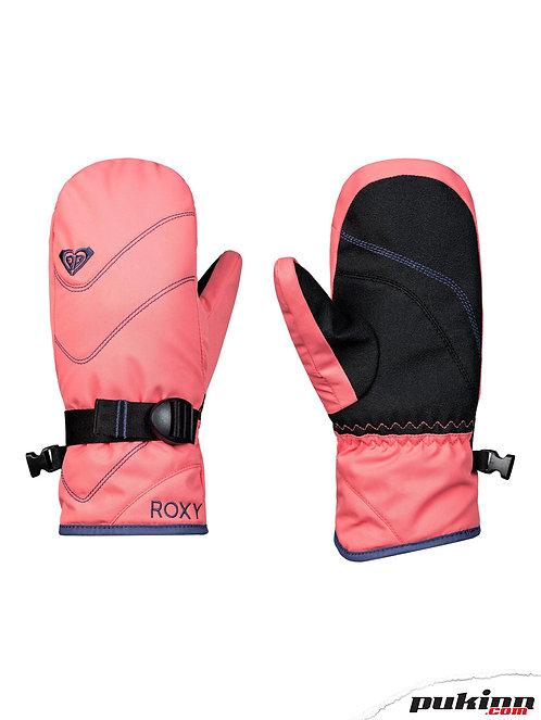 ROXY JETTY GIRLS (7-14) SNOWBOARD/SKI MITTENS (2 COLORS)