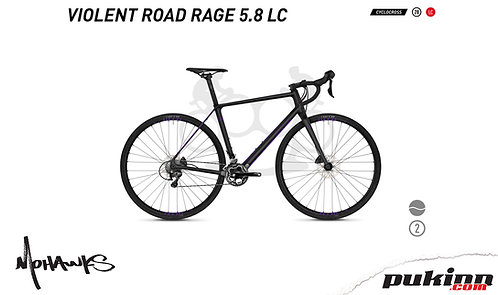 GHOST STREET VIOLENT ROAD RAGE 5.8 LC