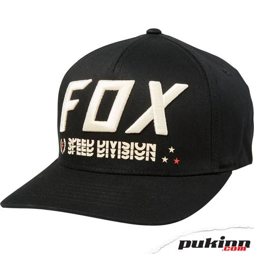 b0f45011bd FOX TRIPLE THREAT FLEXFIT HAT (2 COLORS)