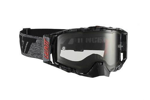 LEATT Goggle Velocity 6.5 Blk/Grn Smoke 34%
