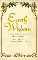 Book cover- Earth Wisdom by Glennie Kindred