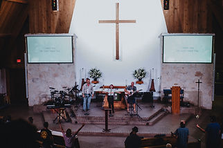 Recovery Church Movement Worship Service