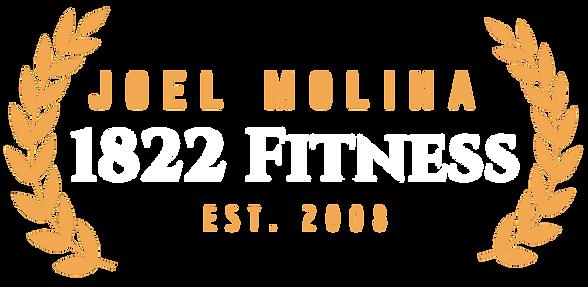 1822 Fitness Personal Trainer West Palm Beach Joel Molina Award