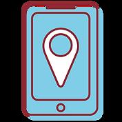 Iphone location icon