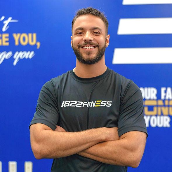 1822 Fitness Personal Trainer Gabriel Al