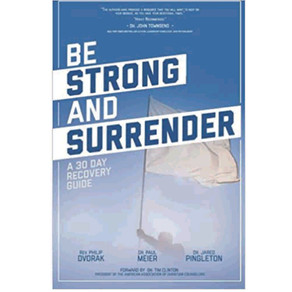 Be Strong and Surrender Daily Devotional