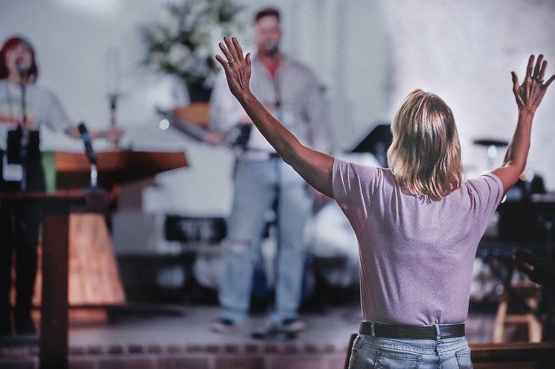 Recovery Church Movement Worship