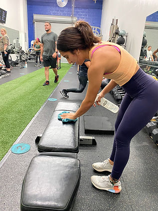 1822 Fitness Personal Trainer West Palm
