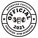 APPROVED GYM GENERIC Logo