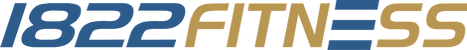 1822 Fitness Personal Trainer Logo