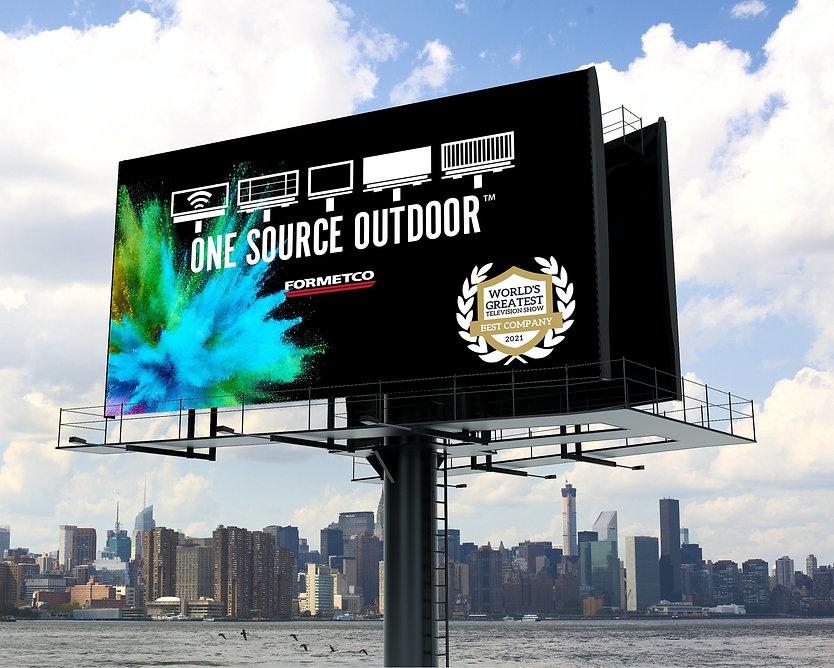 world's greatest TV show billboard award