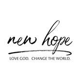 new hope church Logo