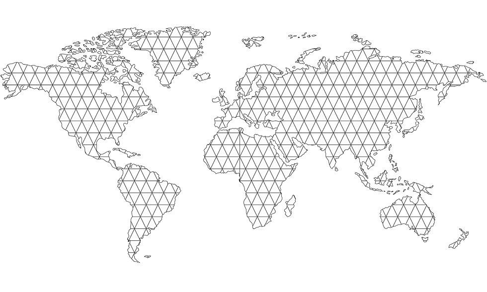 Recovery Church Movement World Map