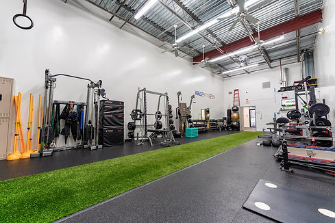 1822 Fitness Personal Trainer West Palm BeachGym Interior