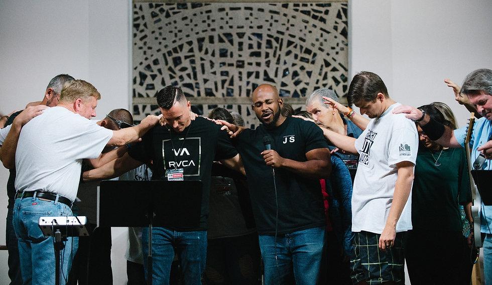 Recovery Church Movement Prayer
