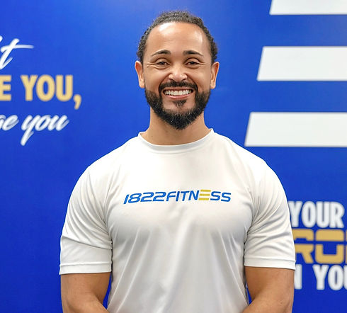 1822 Fitness Personal Trainer West Palm Beach Joel Molina
