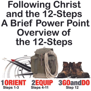 Following Christ and the 12-Steps - A Brief Power Point Overview of the 12-Steps