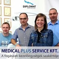 Csapatunk: Medical Plus Service Kft.