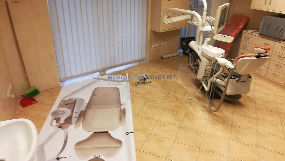 Diplomat fogászati kezelőegység padló molinó 6