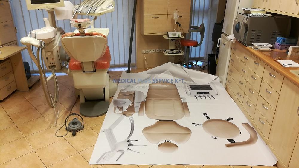Diplomat fogászati kezelőegység padló molinó 2