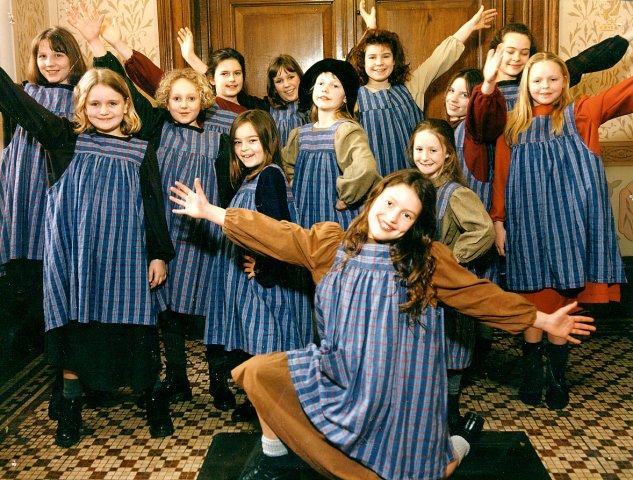 Annie Orphans