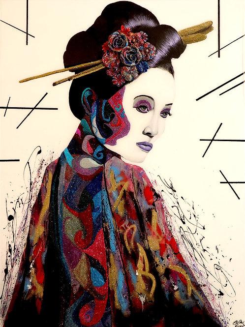 Geisha - Goddess of Magic