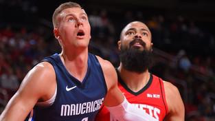 Luka Doncic out-duels James Harden as Mavericks handle Rockets