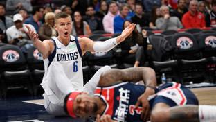 Beal's last-second layup helps Wizards beat Mavericks