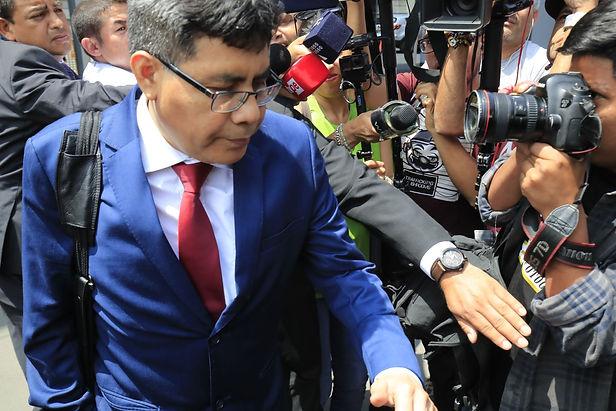 Fiscalía realiza operativo simultáneo en Lima y San Martín por caso Odebrecht