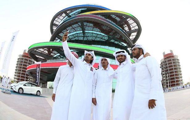 Catar ahora va en busca de organizar los Juegos Olímpicos del 2032